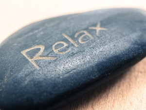 Galet, relax, relaxation